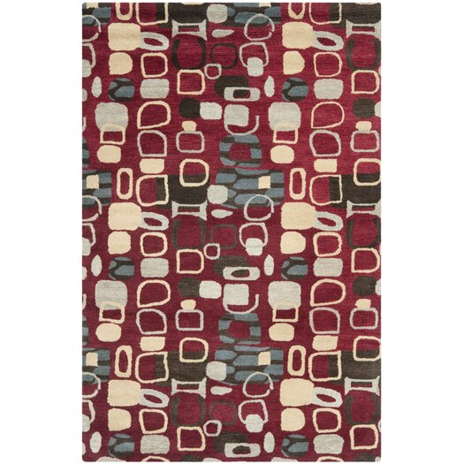 Safavieh Wyndham Red Rug