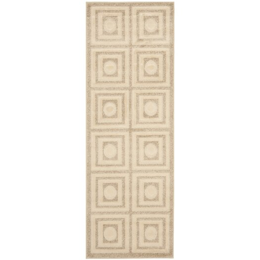 Safavieh York Cream/Beige Area Rug