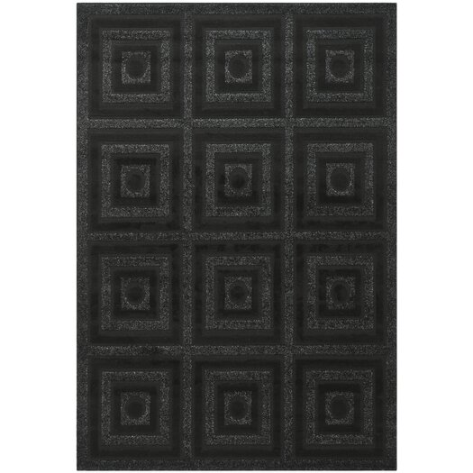 Safavieh York Black Area Rug