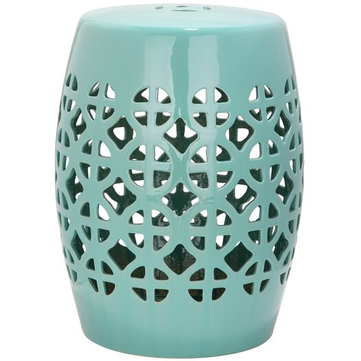 Safavieh Circle Lattice Garden Stool