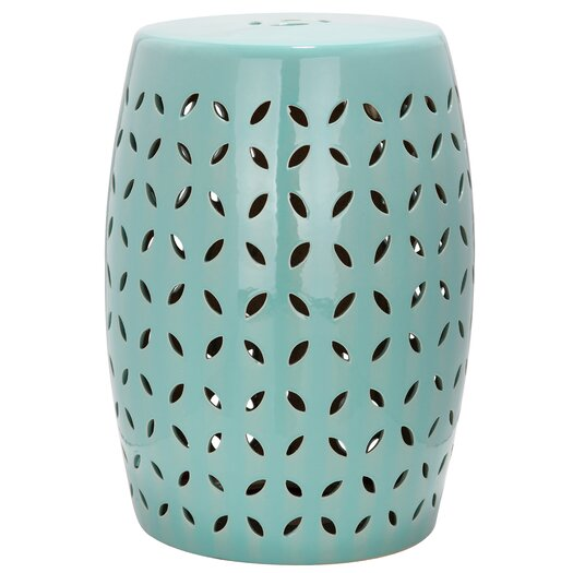 Safavieh Lattice Petal Garden Stool