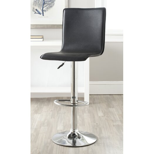 Safavieh Magda Adjustable Height Swivel Bar Stool