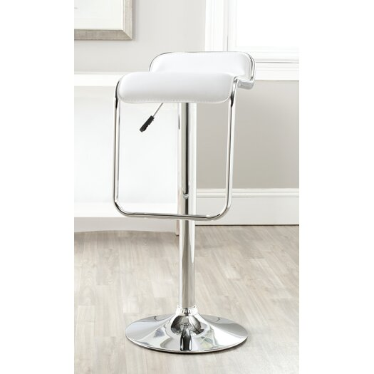 Safavieh Taronda Adjustable Height Swivel Bar Stool