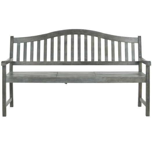 Safavieh Mischa Wood Garden Bench