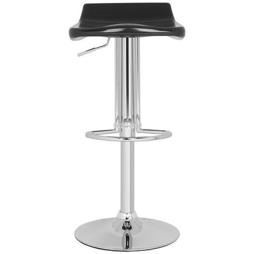 Safavieh Avish Adjustable Height Swivel Bar Stool
