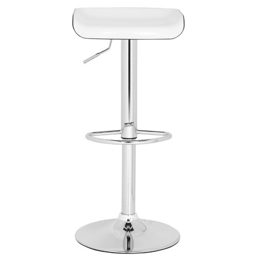 Safavieh Rameka Adjustable Height Swivel Bar Stool