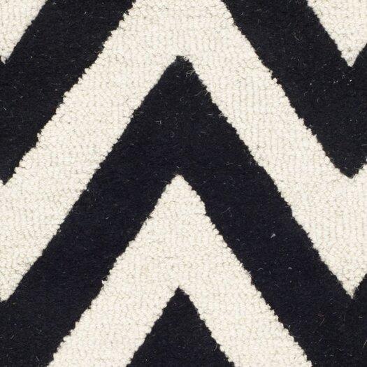 Safavieh Cambridge Black/Ivory Area Rug