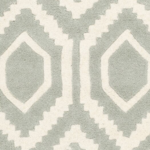 Safavieh Chatham Grey & Ivory Area Rug