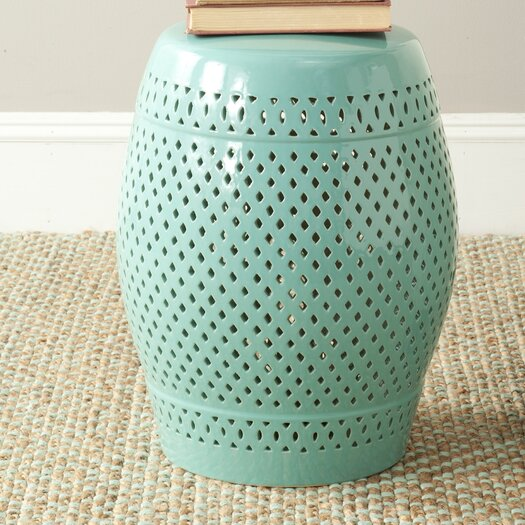 Safavieh Diamond Garden Stool