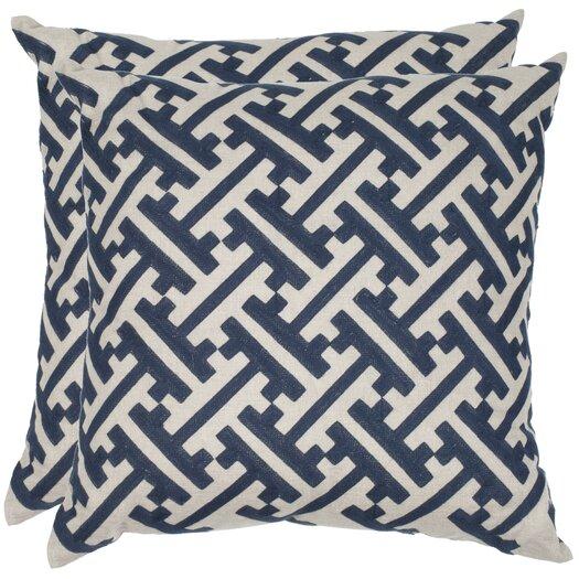 Safavieh Avery Linen Throw Pillow