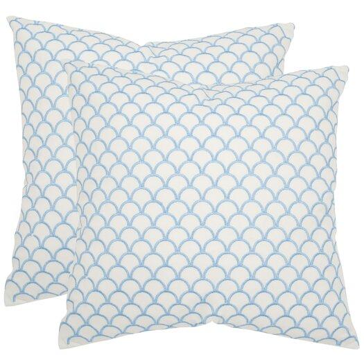 Safavieh Nikki Cotton Throw Pillow