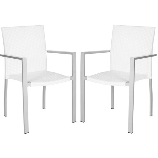 Safavieh Cordova Stacking Dining Arm Chair