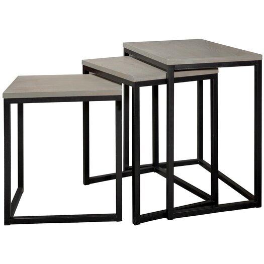 Safavieh Kaleb 3 Piece Nesting Tables