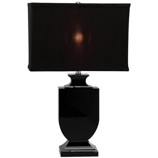 "Safavieh Darcy Urn 23.5"" H Table Lamp with Rectangular Shade"