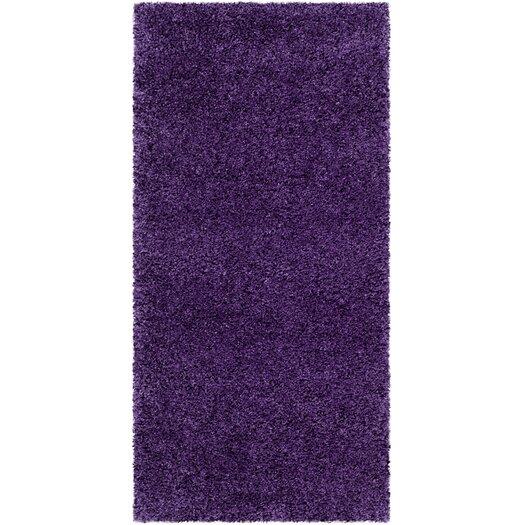 Safavieh Milan Shag Purple Rug
