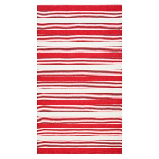 Safavieh Thom Filicia Red Outdoor Area Rug