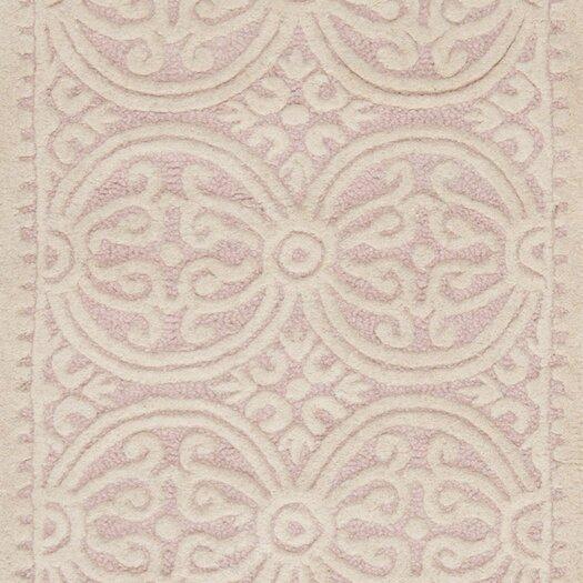 Safavieh Cambridge Light Pink Area Rug