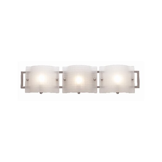 Access Lighting Nara 3 Light Vanity Light
