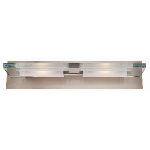 Access Lighting Phoebe 2 Light Vanity Light