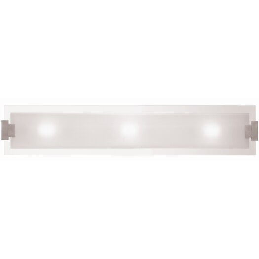 Access Lighting Vanity 3 Light Bath Bar