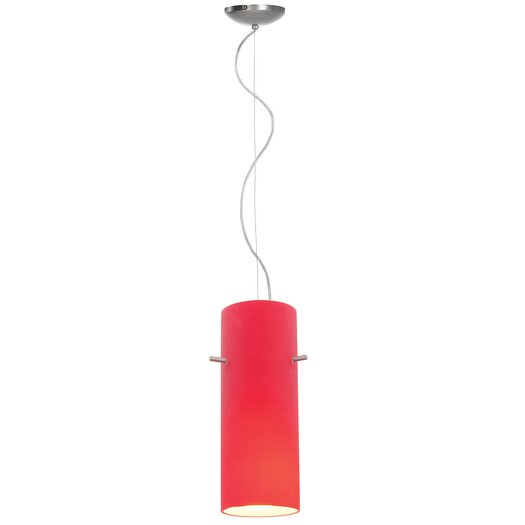 Access Lighting Ami Inari Silk 1 Light Mini Pendant