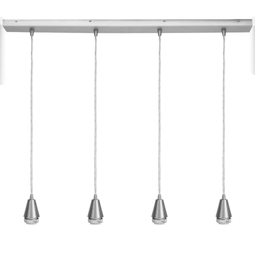 Access Lighting Bar 4 Light Pendant
