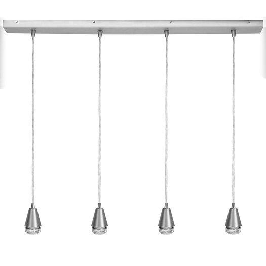 Access Lighting Bar 4 Light Pendant