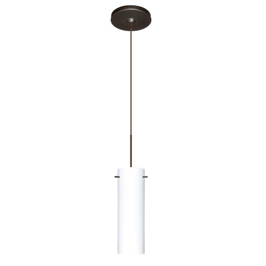 Besa Lighting Copa 1 Light Mini Pendant