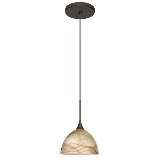 Besa Lighting Brella 1 Light Mini Pendant