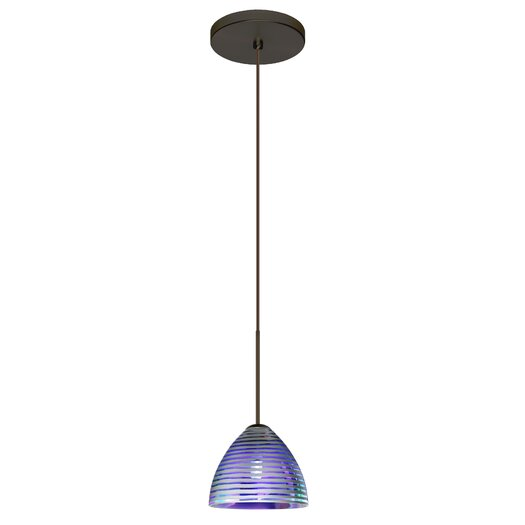 Besa Lighting Sabrina 1 Light Mini Pendant