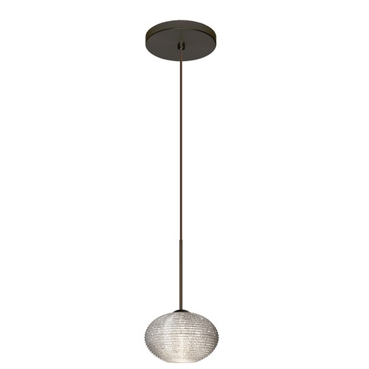 Besa Lighting Lasso 1 Light Mini Pendant