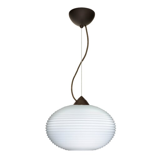 Besa Lighting Pape 1 Light Mini Pendant