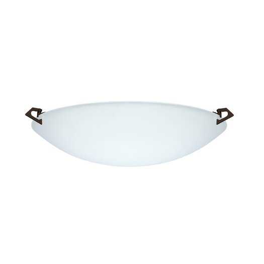Besa Lighting Sonya 1 Light Flush Mount
