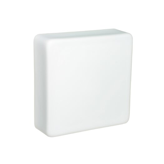 Besa Lighting Geo 1 Light Outdoor Wall Sconce