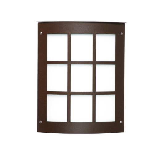 Besa Lighting 1 Light Outdoor Wall Sconce