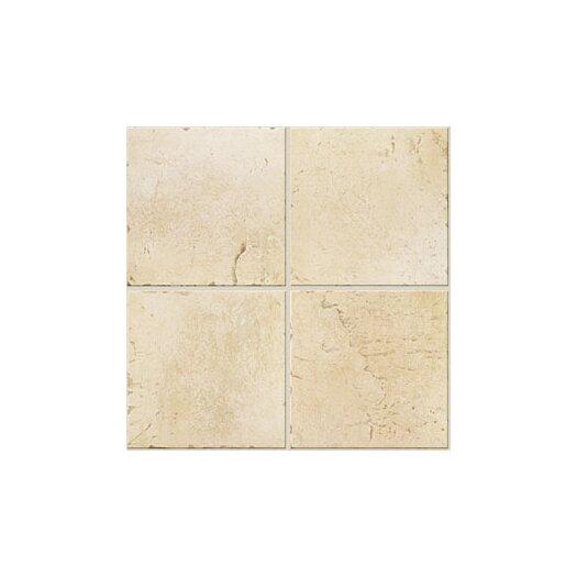 Mohawk Flooring Slate Porcelain Glazed Floor Tile in Sand