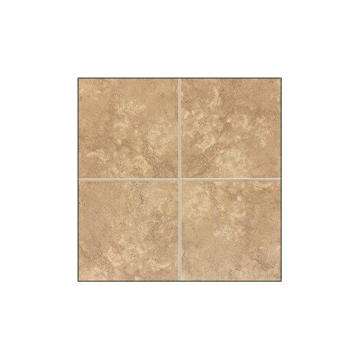 Mohawk Flooring Natural Caridosa Ceramic Wall Tile in Noce