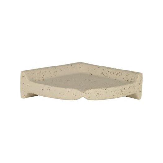 Mohawk Flooring Classic Travertine Resin Large Corner Shelf