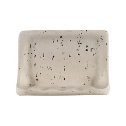 Mohawk Flooring Classic Travertine Resin Soap Dish