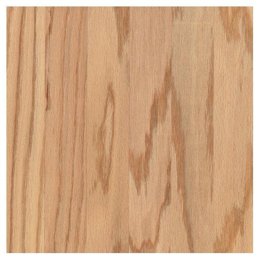 "Mohawk Flooring Lineage 3"" Engineered Oak Flooring in Natural"
