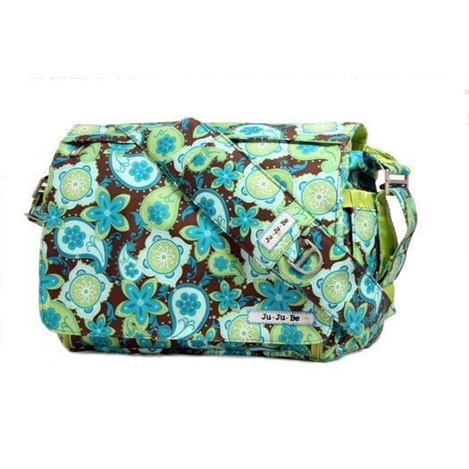 Ju Ju Be Be All Messenger Diaper Bag