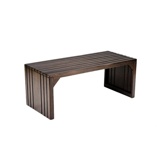 Wildon Home ® Wakefield Slat Table / Bench