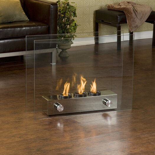 Wildon Home ® Sparta Gel Fuel Fireplace