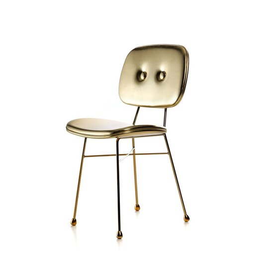 Golden Side Chair