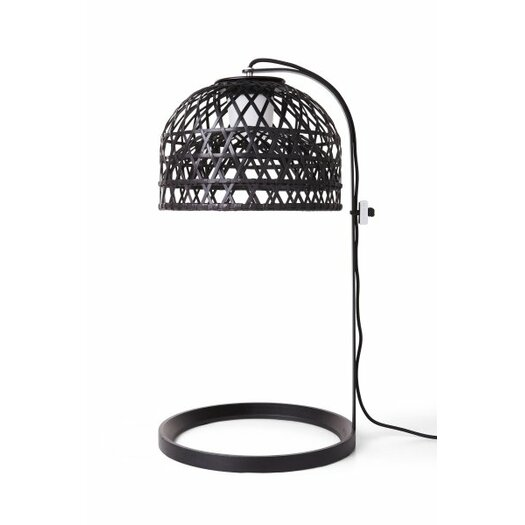 """Moooi Emperor 26.8"""" H Table Lamp with Bowl Shade"""