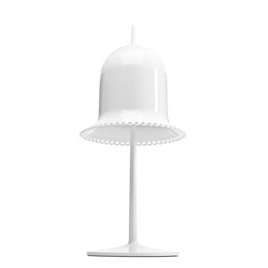 """Moooi Lolita 30.7"""" H Table Lamp with Bell Shade"""