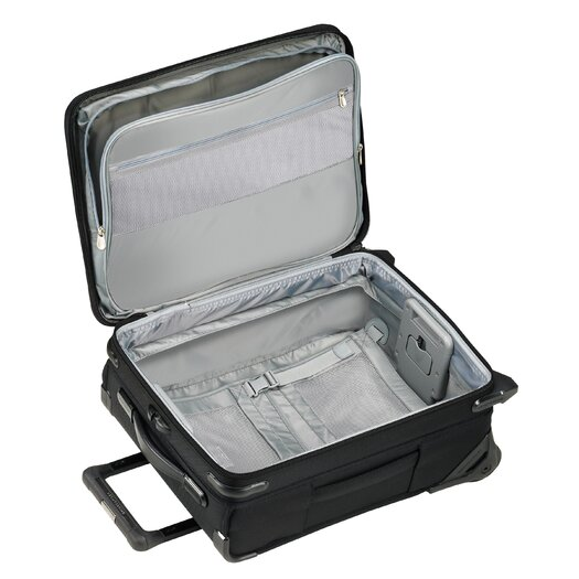 "Briggs & Riley Baseline Commuter 19"" Expandable Suitcase"