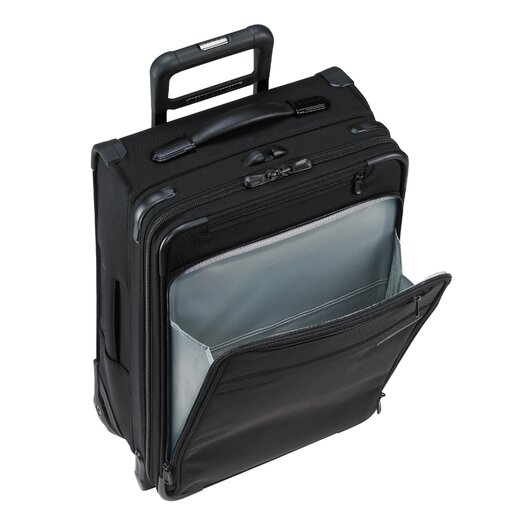 """Briggs & Riley Baseline Domestic Carry-On 22"""" Expandable Suitcase"""