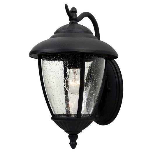 Sea Gull Lighting Lambert Hill 1 Light Outdoor Wall Lantern