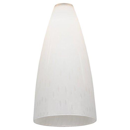 "Sea Gull Lighting 6.19"" Ambiance Glass Empire Pendant Shade"